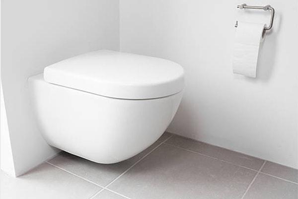 vvs nørrebro - badeværelse væghængt toilet